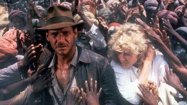 """""""Indiana Jones i Świątynia Zagłady"""""""