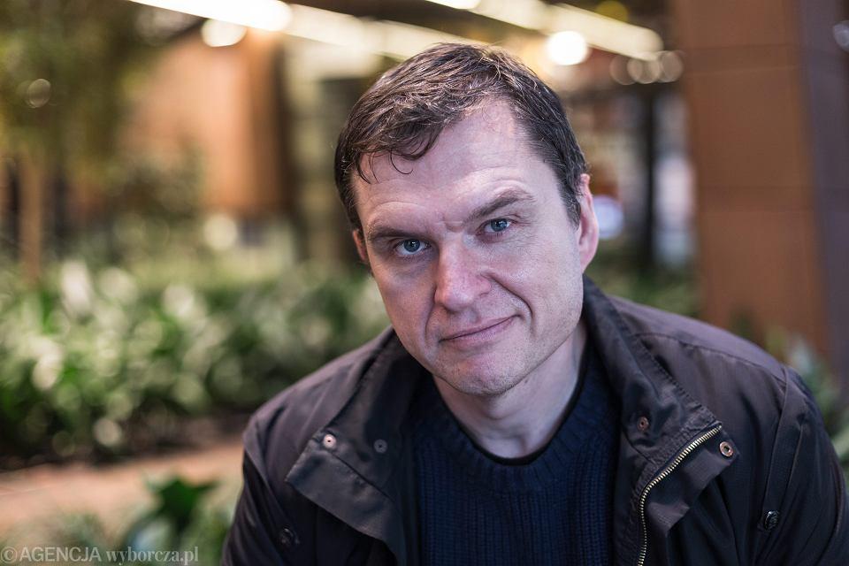 Dziennikarz Andrzej Poczobut