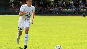 David Niepsuj jest nowym piłkarzem Pogoni Szczecin