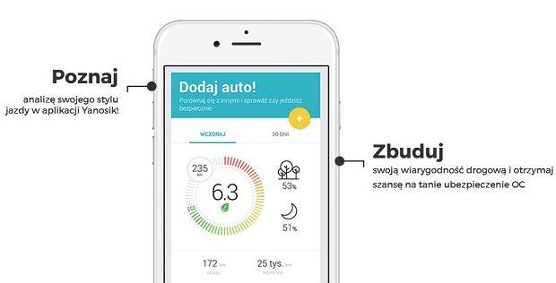 YU! Monitorowanie stylu jazdy przez ubezpieczyciela