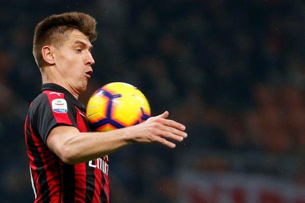 7f4d7c74e Puchar Włoch. Koniec serii Krzysztof Piątka. Milan remisuje z Lazio ...