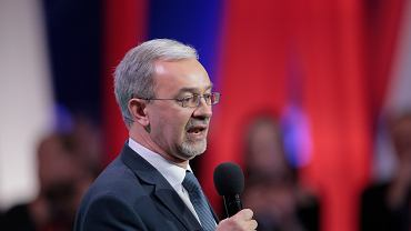 Konwencja Prawa i Sprawiedliwości. Minister rozwoju Jerzy Kwieciński.