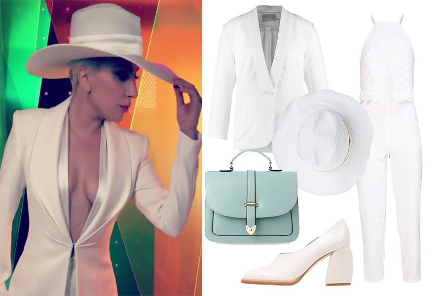 Elegancja w bieli