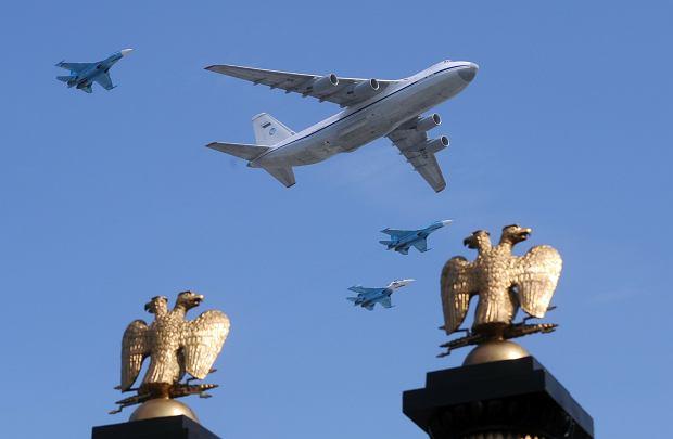 """W Rosji okradli samolot """"Dnia Sądu Ostatecznego"""""""