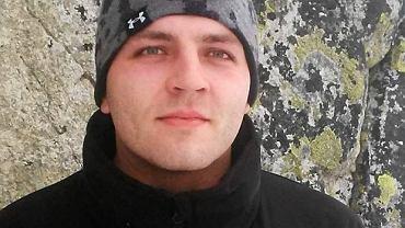 Poszukiwany 25-letni Michał