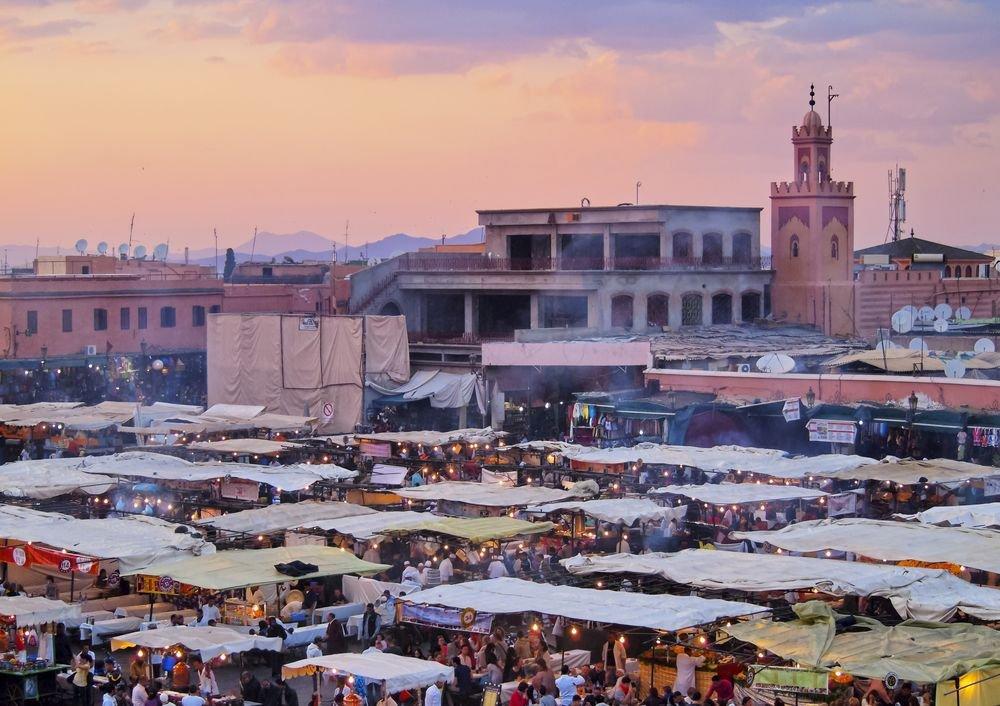 Randki z Maroko