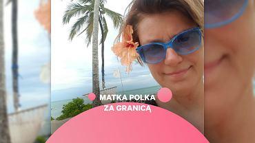 Katarzyna Werner na Zanzibarze
