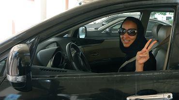 Manal al-Sharif w Dubaju