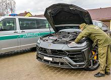 SUV Lamborghini zatrzymany w Dorohusku to 650-konny Urus. Co warto wiedzieć o tym aucie?