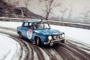 Renault R8 Gordini - niebieskie pudełko