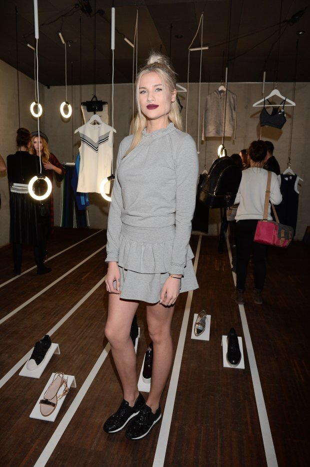Zalando Fashion Trening, 26.11.2015, fot.WBF/Marek Kudelski, na zdj. Karolina Gilon