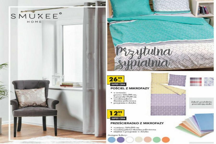 Przytulna sypialnia ze Smukee