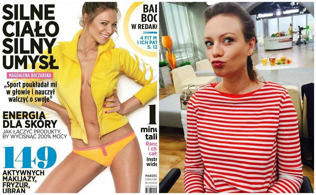 Magdalena Boczarska, Womans Health wywiad