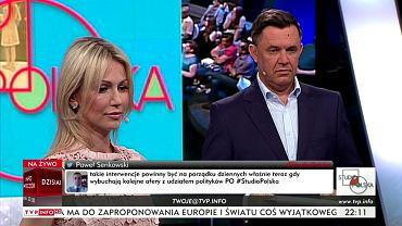 Magdalena Ogórek, Jacek Łęski