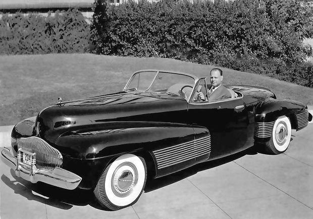 Harley Earl w Buicku Y-Job