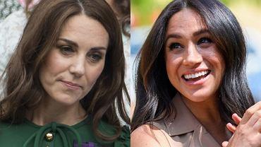 Meghan Markle próbuje odwrócić uwagę mediów od księżnej Kate? Internauci nie mają wątpliwości i prezentują dowody