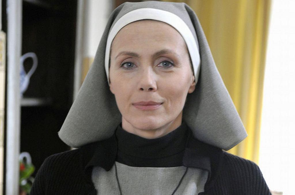 Agnieszka Wosińska wszystkim kojarzy się przede wszystkim z siostrą Dorotą z