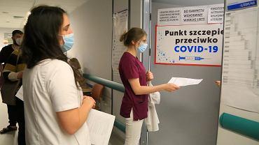 Szczepienia przeciw COVID - zdjęcie ilustracyjne