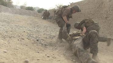 Kadr z filmu 'Combat Obscura'