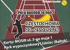 Fundacja Tenis Częstochowa zaprasza na Memoriał Józefa Celta. Cztery dni na kortach