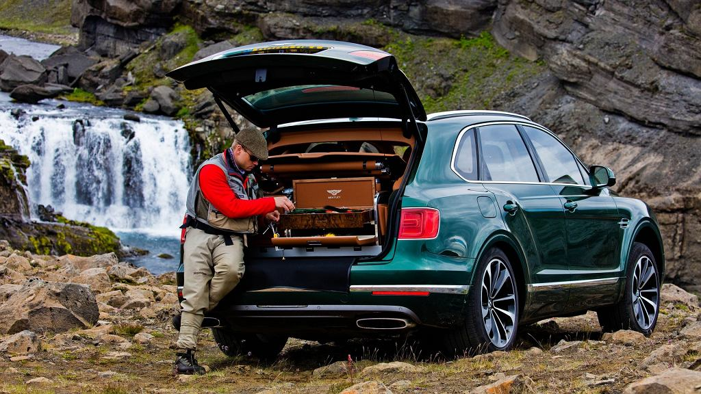 Bentley Bentayga Flying Fish