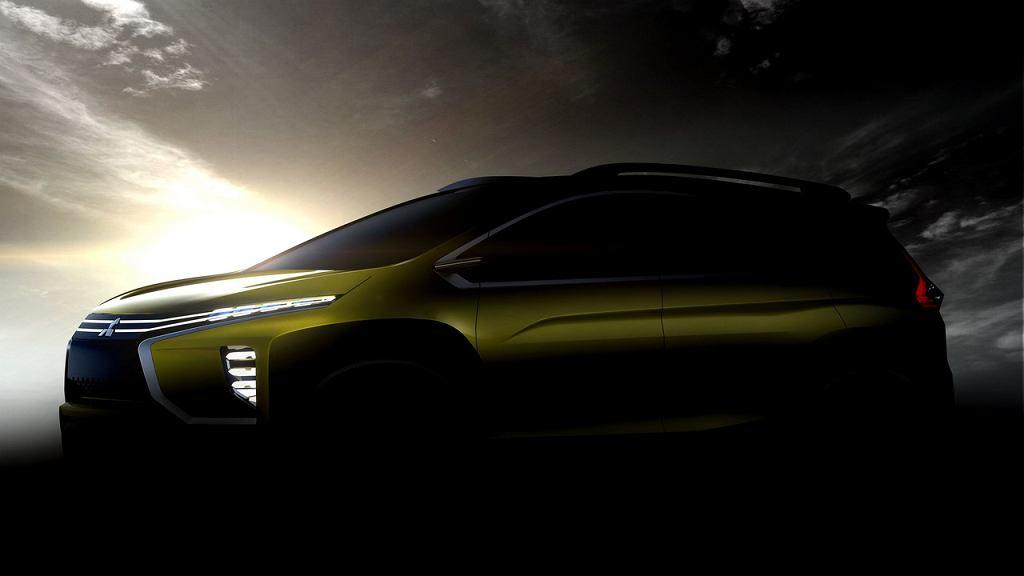 Teaser nowego Mitsubishi