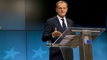9 marca 2017 Donald Tusk został wybrany na drugą kadencję na stanowisku przewodniczącego Rady Europejskiej.