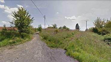 Wypadek w miejscowości Wysoka