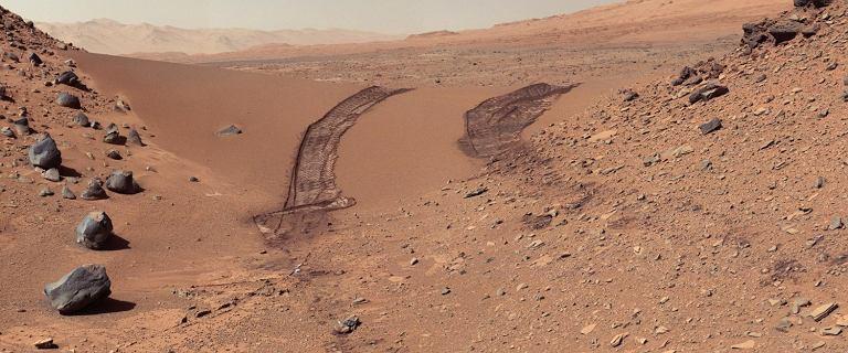 Zdaniem byłego członka NASA, agencja odkryła życie na Marsie. I to już w latach 70.