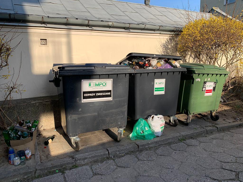 Przez tydzień testowała nowe zasady segregacji śmieci