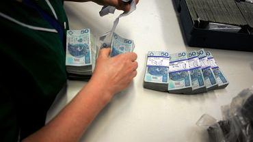 Średnia pensja w Polsce