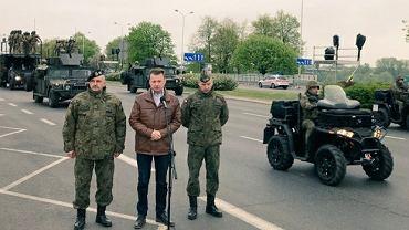 Mariusz Błaszczak zapowiada udział wojsk sojuszniczych w defiladzie 3 maja w Warszawie