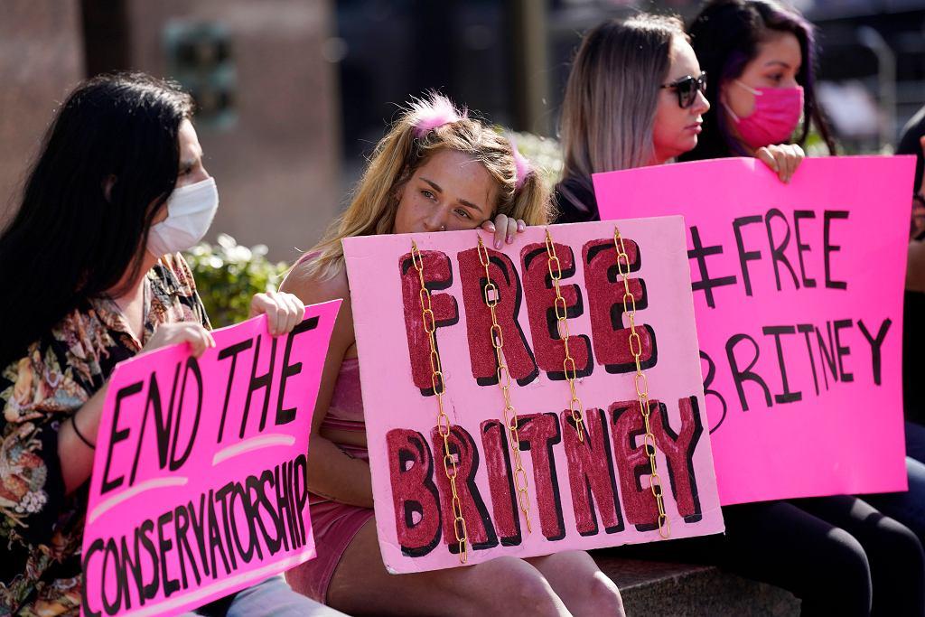 Fani Britney Spears.