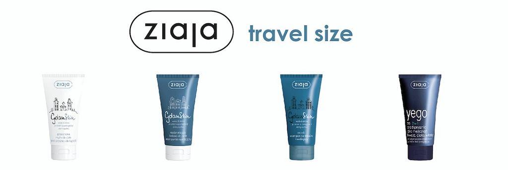Wakacyjne nowości - GdanSkin i yego travel size