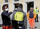 Włoski piłkarz opowiada o walce z koronawirusem. Wstrząsające szczegóły