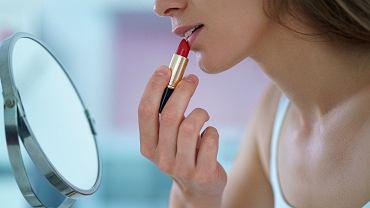 Jak malować małe usta