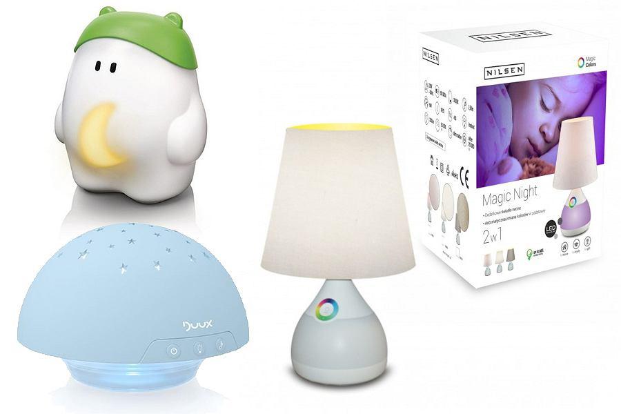 Lampki LED do pokoju dziecięcego