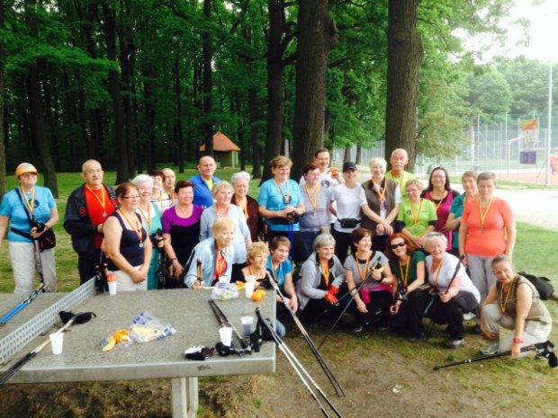 Sportowy Piknik dla Seniorów w Łodzi