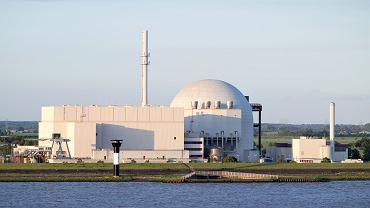 Niemcy. Elektrownia jadowa Brokdorf