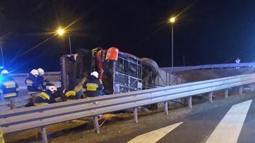 Tragiczny wypadek na Podkarpaciu. 5 osób nie żyje