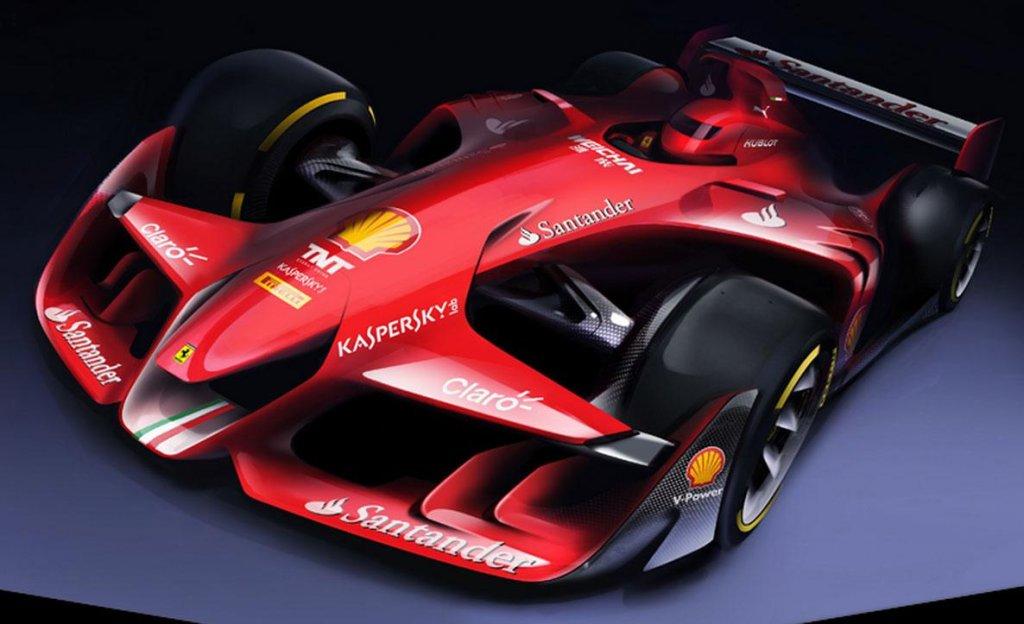 Ferrari Formuła 1