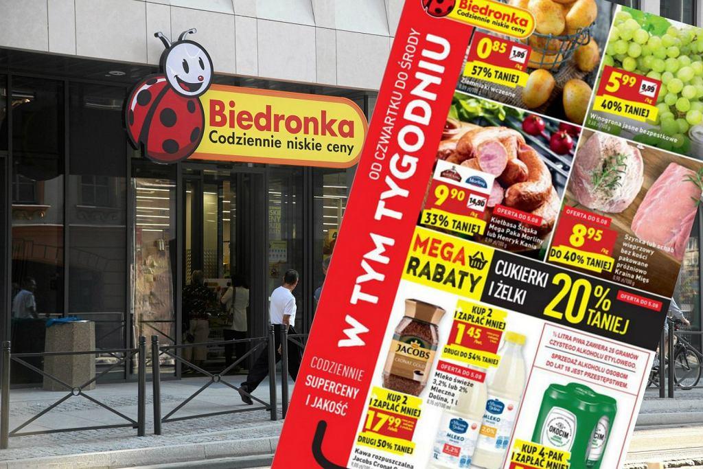 Biedronka gazetka od 02.08 do 08.08 - co tym razem kupimy w promocji?