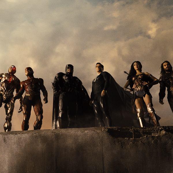 'Liga Sprawiedliwości Zacka Snydera'