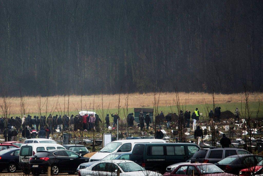 Pogrzeb Omara El-Husseina, zamachowca z Kopenhagi