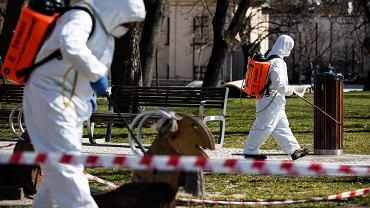 6Odkazanie w Lublinie w zwiazku z epidemia koronawirusa