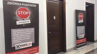 Kukiz'15 zaproponował projekt ws. uchodźców