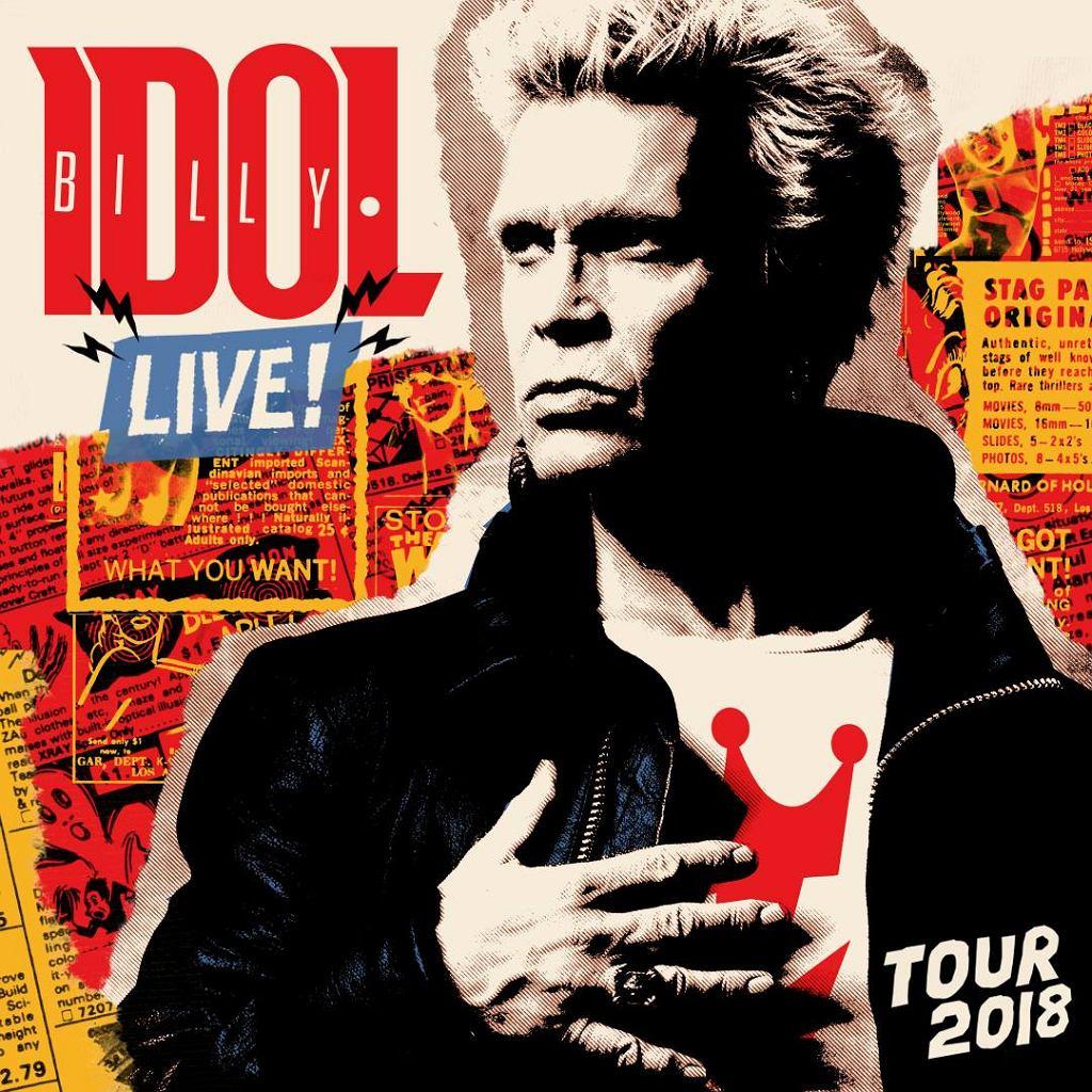 LIVE! 2018 SUMMER TOUR!