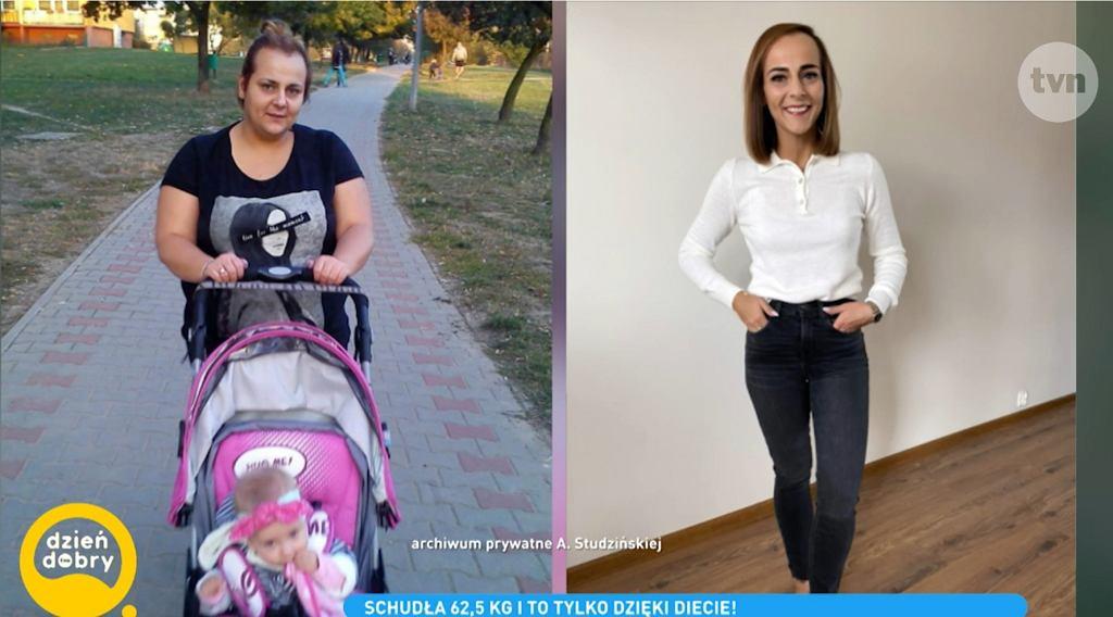 Aleksandra Studzińska, Dzień Dobry TVN