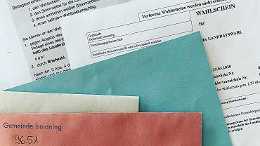 Być może przyszłoroczne wybory do Bundestagu zostaną przeprowadzone drogą korespondencyjną