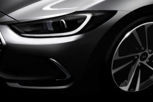 Nowy Hyundai Elantra | Pierwsze szkice [aktualizacja]